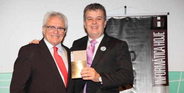 Benner recebe prêmio do Anuário Informática Hoje 2013