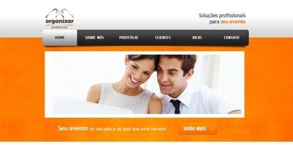 Novo site da Organizar evidencia as potencialidades da empresa