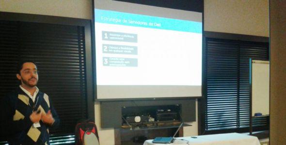 QuickSoft e Dell realizam evento em Blumenau