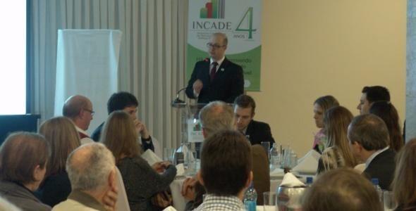 Incade comemora quatro anos e lança Conferência Nacional Direito e Empresa