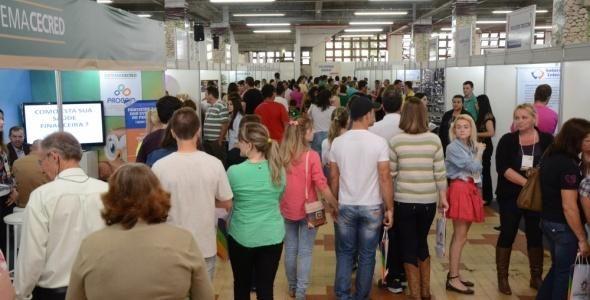 Feira de Oportunidades Viacredi é realizada em Brusque