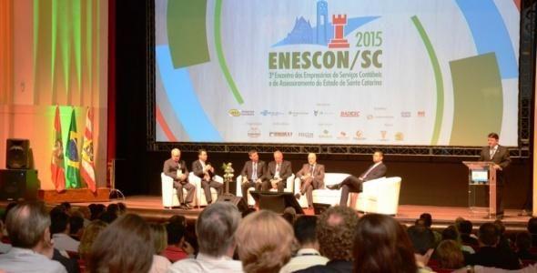 Organizar Eventos participa do 3º Enescon em Blumenau