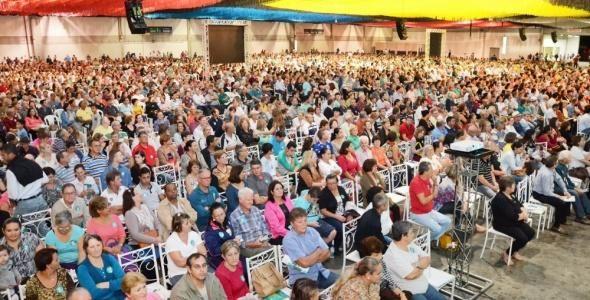 Assembleia da Viacredi tem apoio da Organizar Eventos