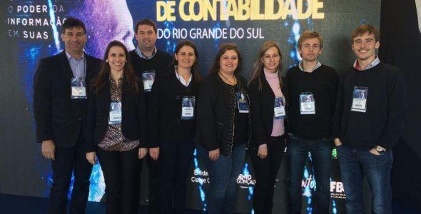 Service Contabilidade participa de Convenção no Rio Grande do Sul