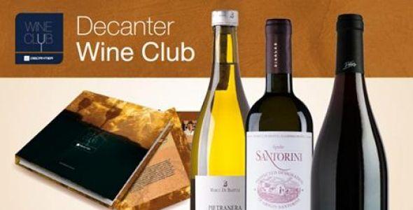 Nova seleção do Decanter Wine Club já está disponível