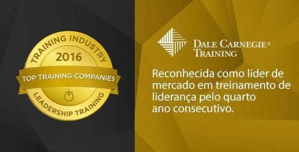 Dale Carnegie entre as melhores do mundo