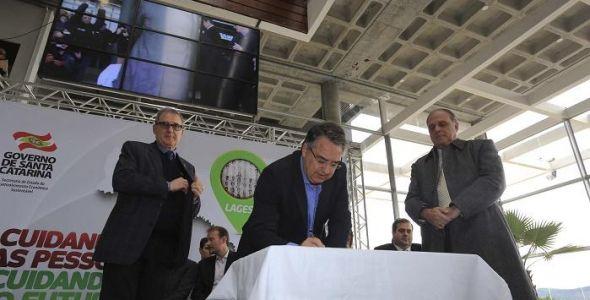 Udesc e Fapesc renovam parceria em projetos de pesquisa