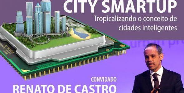 Palestrante internacional fala sobre Smart Cities em Rio do Sul