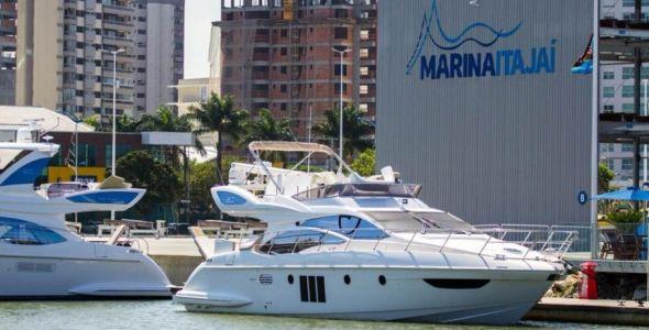 Sal�o N�utico Marina Itaja� re�ne estaleiros nacionais e internacionais