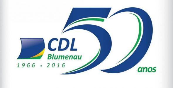 CDL Blumenau completa 50 anos de atua��o na cidade