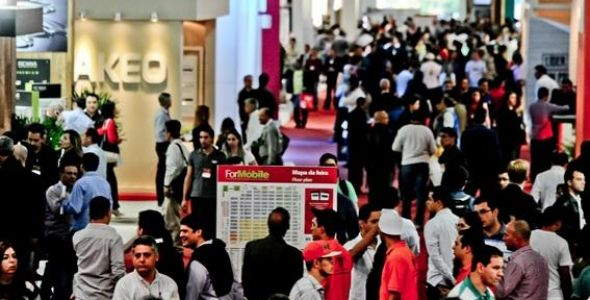 Empresas moveleiras de SC participam da ForM�bile em S�o Paulo