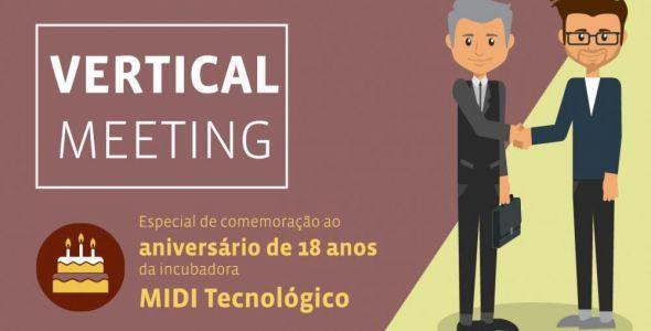 Vertical Meeting aborda parcerias entre empresas e startups