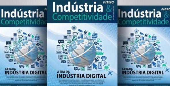 Revista da Fiesc destaca os conceitos da manufatura avan�ada