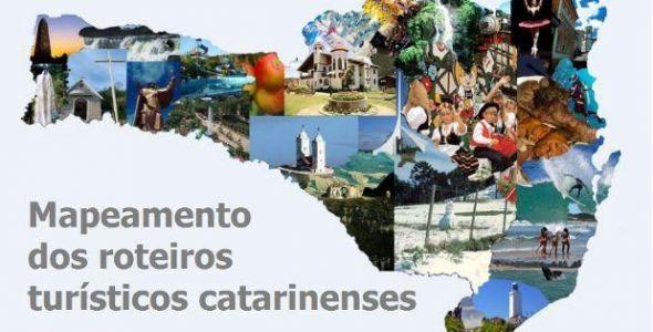 Secretaria do Turismo realiza mapeamento dos roteiros tur�sticos