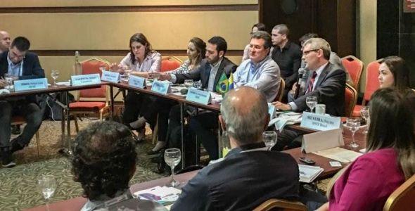 Empres�rios catarinenses integram miss�o na Col�mbia