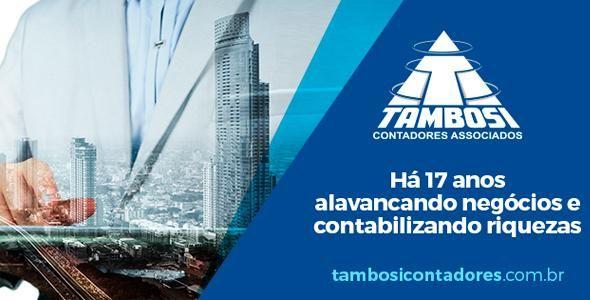 Tambosi Contadores - há 17 anos alavancando negócios e contabilizando riquezas