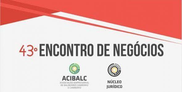 Encontro de Neg�cios promove networking entre empres�rios de Balne�rio Cambori�