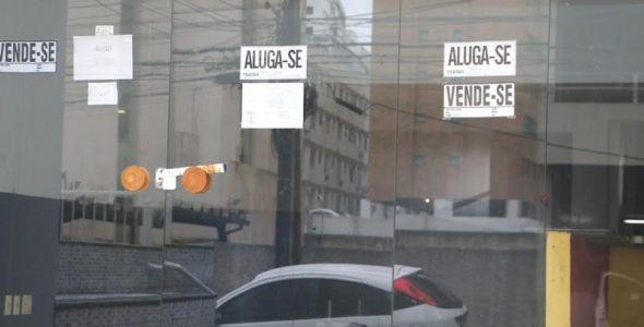 Mais de tr�s mil estabelecimentos comerciais fecham as portas em SC