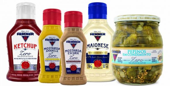 Hemmer oferece linha de produtos sem a��car e sem lactose