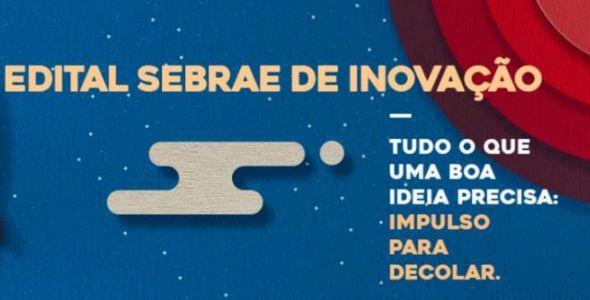 Sebrae SC lan�a edital para projetos de inova��o para associados da Deatec
