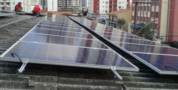 Iniciativa facilita aquisi��o de equipamentos de energia fotovoltaica