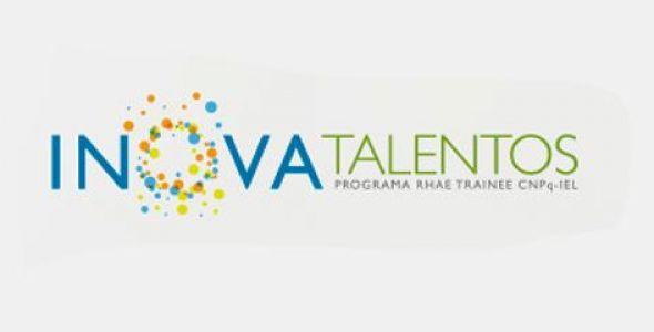 Programa Inova Talentos desenvolvido pelo IEL incentiva a inova��o no Estado
