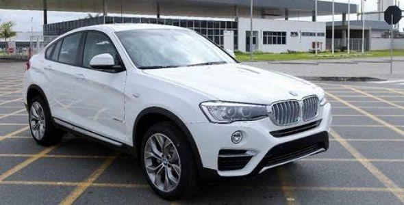 F�brica de Araquari da BMW inicia produ��o de um novo modelo da marca