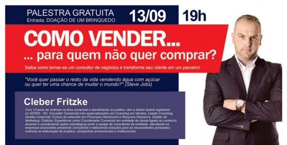Unicesumar promove palestra sobre como melhorar as vendas