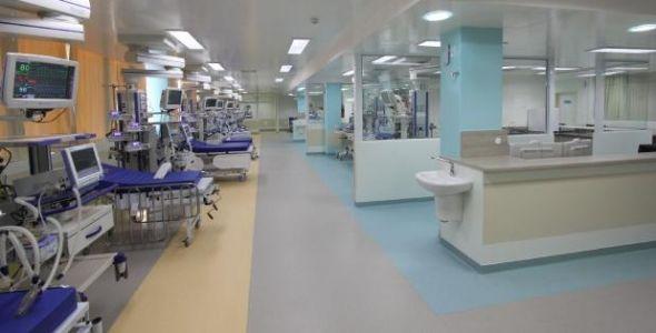 Estado investe R$ 13 milh�es na reforma da UTI do Hospital Joana de Gusm�o