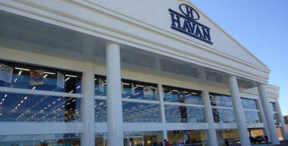 Havan e Angeloni entre os 50 maiores grupos varejistas do Brasil