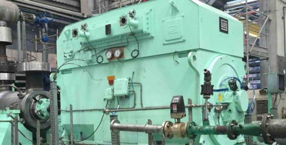 WEG desenvolve motores especiais para plataformas de petr�leo