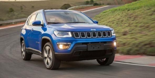 Novo Jeep Compass é lançado no Brasil