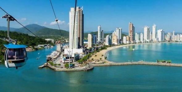 Balne�rio Cambori� � uma das 100 melhores cidades em qualidade de vida