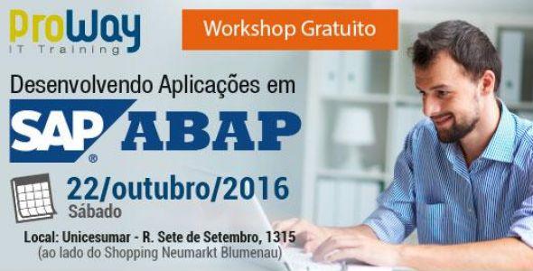 ProWay realiza treinamento gratuito em linguagem de programação para SAP