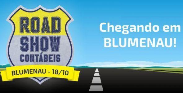 Sescon Blumenau sedia Road Show Contábeis em outubro