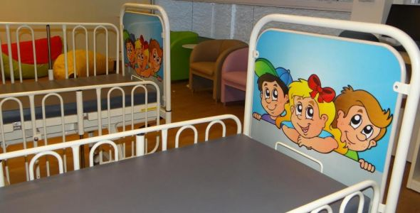 Hospital Azambuja inaugura nova ala para atendimento pediátrico