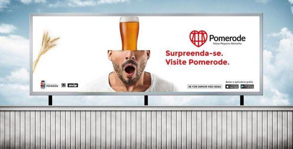Prefeitura de Pomerode lança nova campanha para atrair turistas