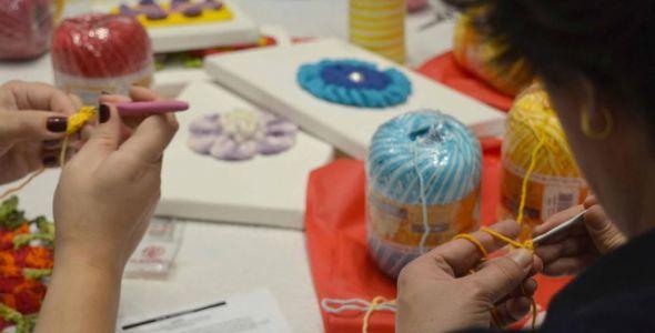 Círculo S.A. promove workshops gratuitos com o artesão Neddy Ghusmam