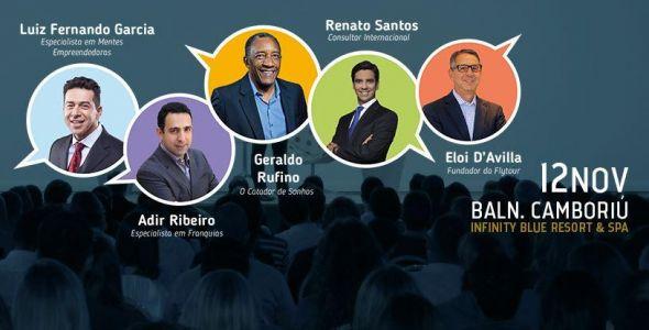 Balne�rio Cambori� sedia encontro para novos empreendedores