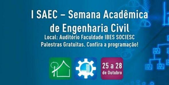 Unisociesc promove primeira semana acad�mica de engenharia em Blumenau