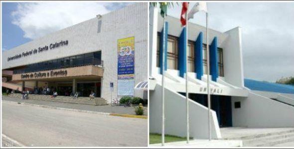 UFSC e Univali entre as 20 melhores universidades p�blicas e privadas do Brasil