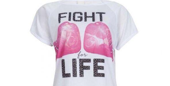Dimy lan�a campanha em Fight for Life em prol do Outubro Rosa