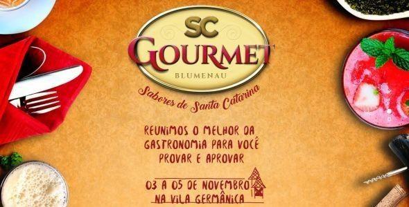 Organiza��o confirma cancelamento da 6� SC Gourmet