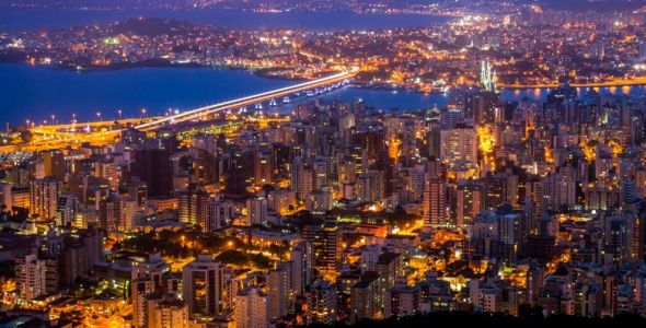 As melhores cidades catarinenses para se investir em neg�cios