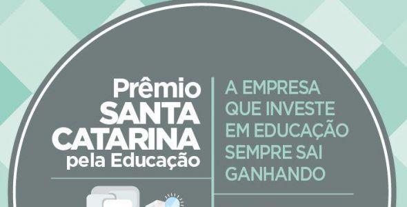 Movimento SC pela Educa��o reconhece melhores pr�ticas educacionais das ind�strias