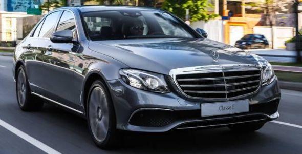 Chega ao Brasil a nova geração do Mercedes Classe E