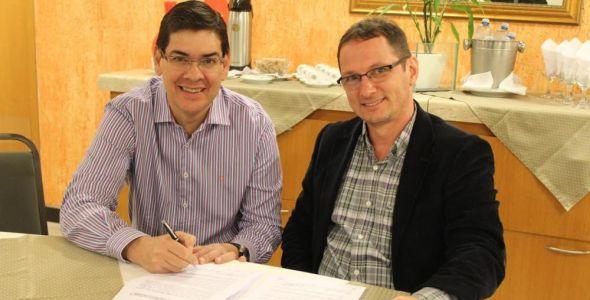 Duas Rodas firma parceria com a Itamb� para o lan�amento de composto l�cteo
