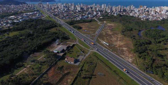 Trecho da Autopista Litoral Sul est� entre os 20 melhores do Brasil