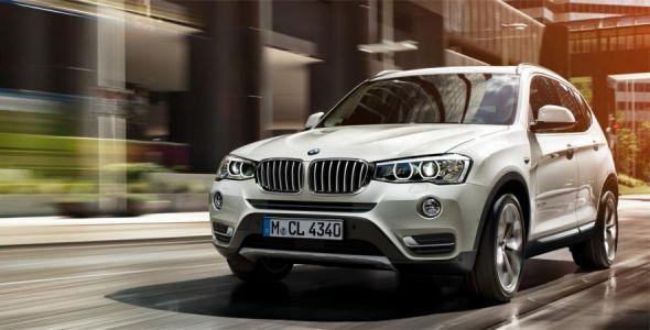 BMW Group certifica blindagem para modelos Série 3 e X3