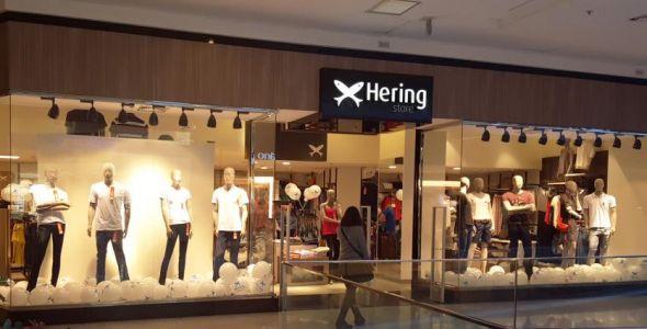 Lucro da Cia.Hering apresenta queda de 41,2% no terceiro trimestre